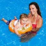 Plávanie s deťmi