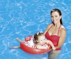 kedy je vhodne zacat s detmi plavat
