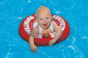 swimtrainer classic cervene koleso babatko