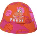 Sushi klobucik candy flower, uv ochrana, gumicka na prisposobavanie velkosti