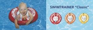 swimtrainer classic porovnanie s obycajnym kolesom na plavanie