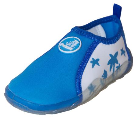 topanky do vody modre pre deti