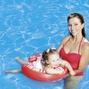 Ako navliect koleso swimtrainer