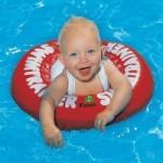 Kedy je vhodné začať s deťmi plávať